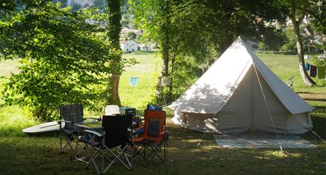 équipements service camping services équipé